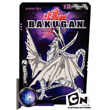 Bakugan chapter 2 dvd - Bakugan saison 4 ...