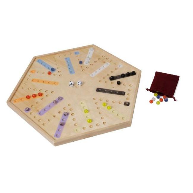Lapps Toys & Furniture 105 w-edge Aggravation Marble Game...