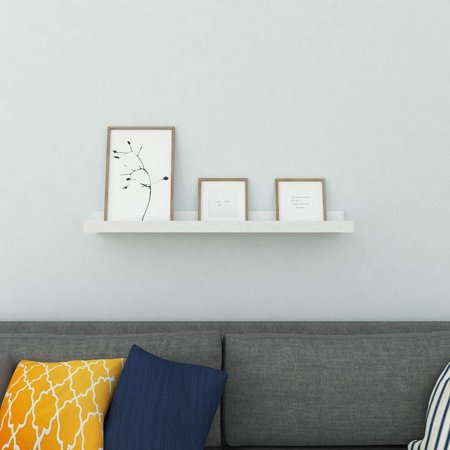 Floating Wall Shelves Ledges Picture Display Ledge Wall Mount Shelf ...