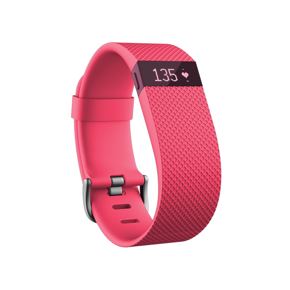 Fitbit Charge HR Heart Rate & Activity Tracker Fitness Mo...