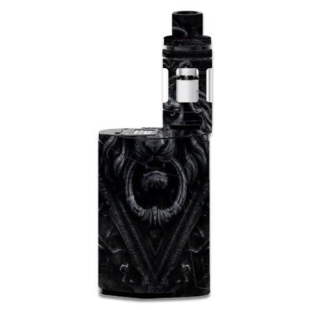 Skins Decals For Smok Gx350 Kit Vape Mod / Gothic Lion Door Knocker ()