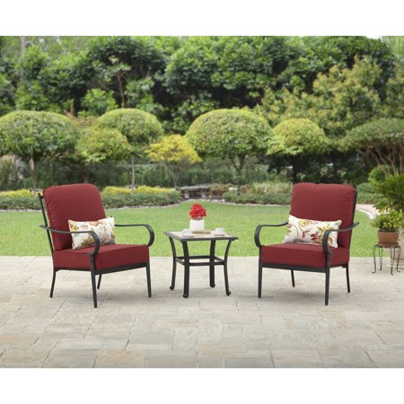 Better Homes And Gardens Kelley Lane 3 Piece Chat Set