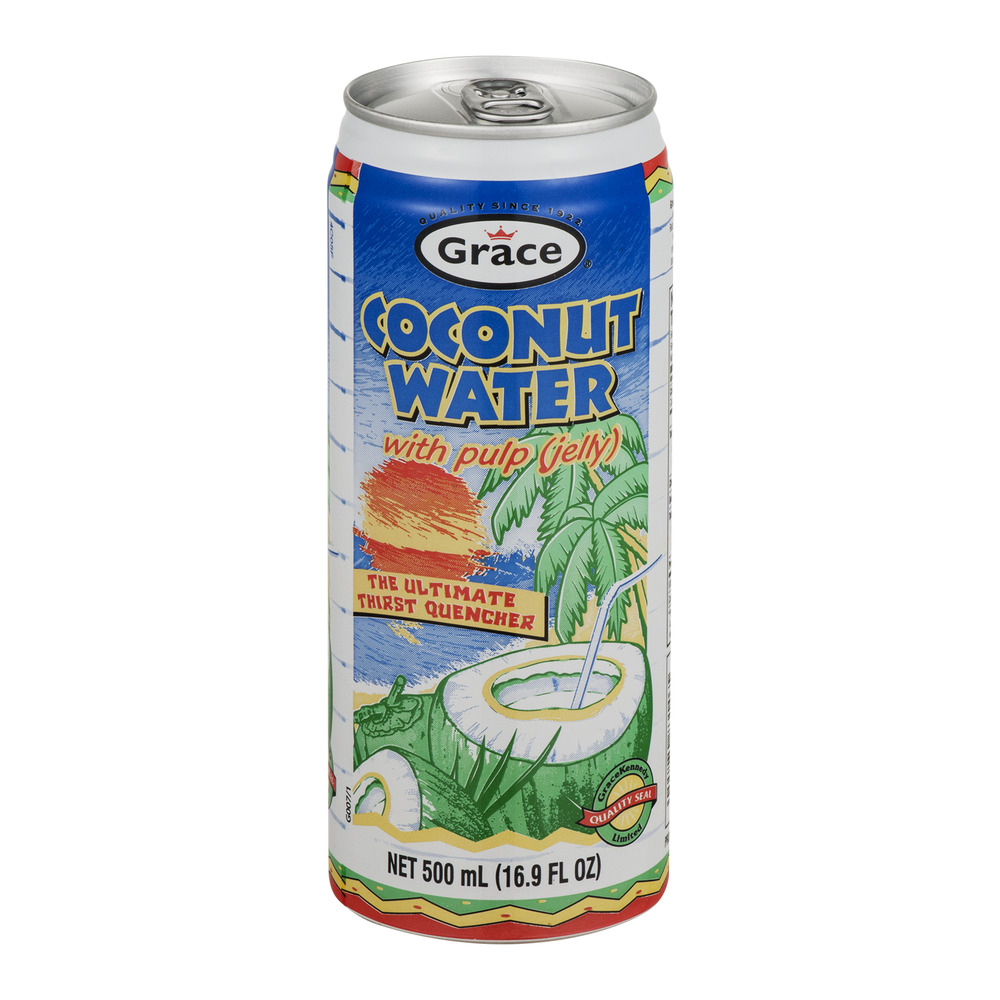 GraceKennedy Grace  Coconut Water, 16.9 oz