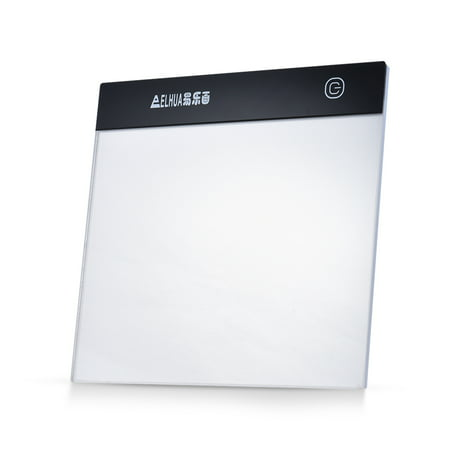 Portable A5 LED Light Box Drawing Tracing Tracer Copy Board Table Pad Panel Copyboard