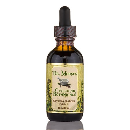 Kidneys and Bladder Tonic II - 2 oz (60 ml) by Dr. Morse's Cellular Botanicals