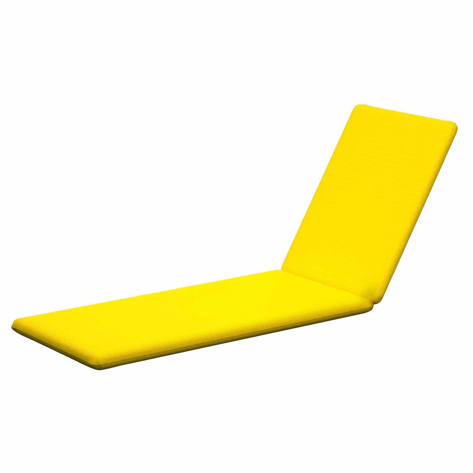 POLYWOOD® Sunbrella 75.25 x 25.25 in. Chaise Lounge Cushion