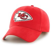 a98863353d0 Product Image Men s Fan Favorite Red Kansas City Chiefs Mass Basic  Adjustable Hat - OSFA