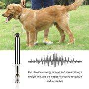 Ultrasonic Frequency-adjustable Training Whistle For Pet Dog Repeller Training