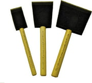 The Poly-Brush EP Paint Brush Multi Pack, Foam