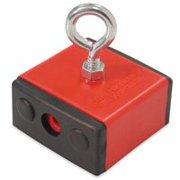 Master Magnetics 07503 Hd Retrieving Magnet W/Shield 4 Pack