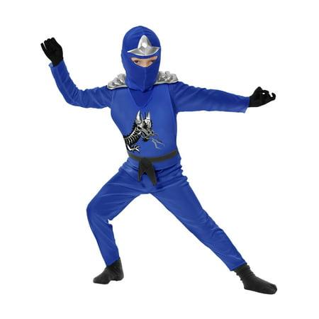 Halloween 13k (Child Blue Ninja Avengers Series 2)