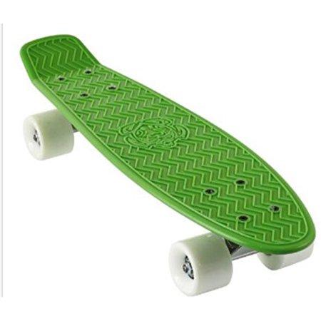 - Riptide Stinger Gummyz 22.5 Inch Skateboard (Green)