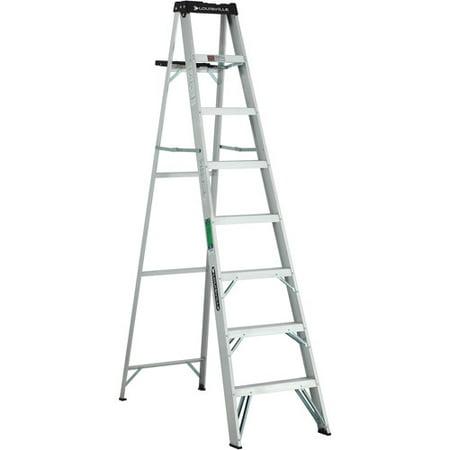 Louisville Ladder 8' Aluminum Ladder