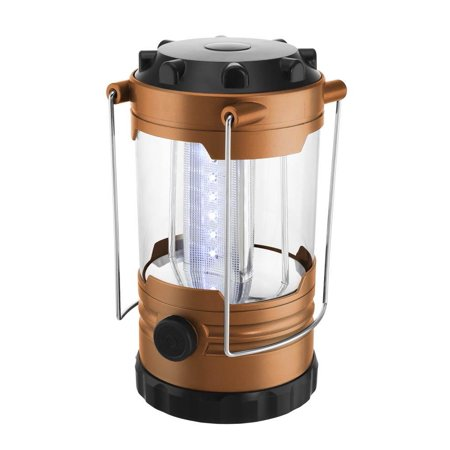 Light Led Lantern, Copper Blaze Camping Battery Operated Emergency Led Lantern - Battery Operated Lanterns