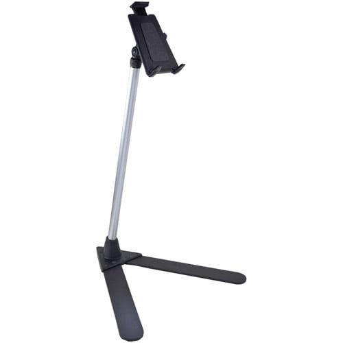 "ARKON TAB-STAND1 - Stand for tablet - aluminum - screen size: 7"" - 12"" - floor-standing - for Apple iPad; iPad 1; 2; Google Nexus 7; Samsung Galaxy Note 10.1, Tab 8.9"