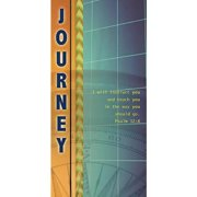 """Banner-Journey (8"""" x 20"""") (Indoor)"""