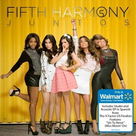 a8264d247 Fifth Harmony - Juntos (Walmart Exclusive) (CD) - Walmart.com