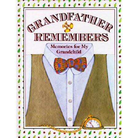 Remember Memory Box (Grandfather Remembers : Memories for My)