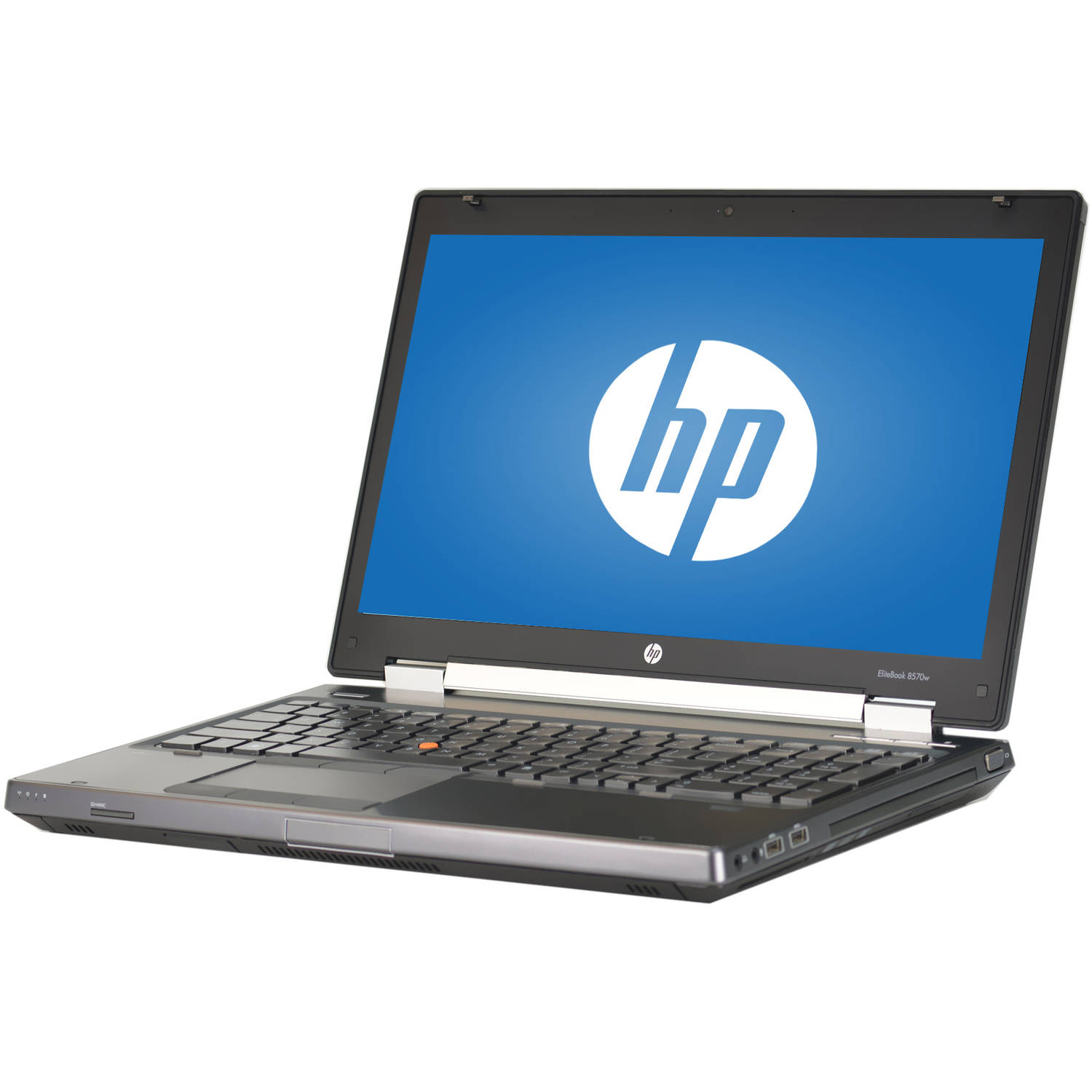 "Refurbished HP 15.6"" EliteBook 8570W Laptop PC with Intel Core i7-3720QM Processor, 16GB Memory, 256GB Solid State Drive and Windows 7 Professional"