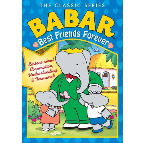 Babar - The Classic Series: Best Friends Forever
