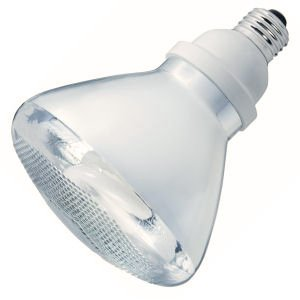 - Philips 157156 EL/A PAR38 23W Marathon Reflector Flood Compact Fluorescent Light Bulb