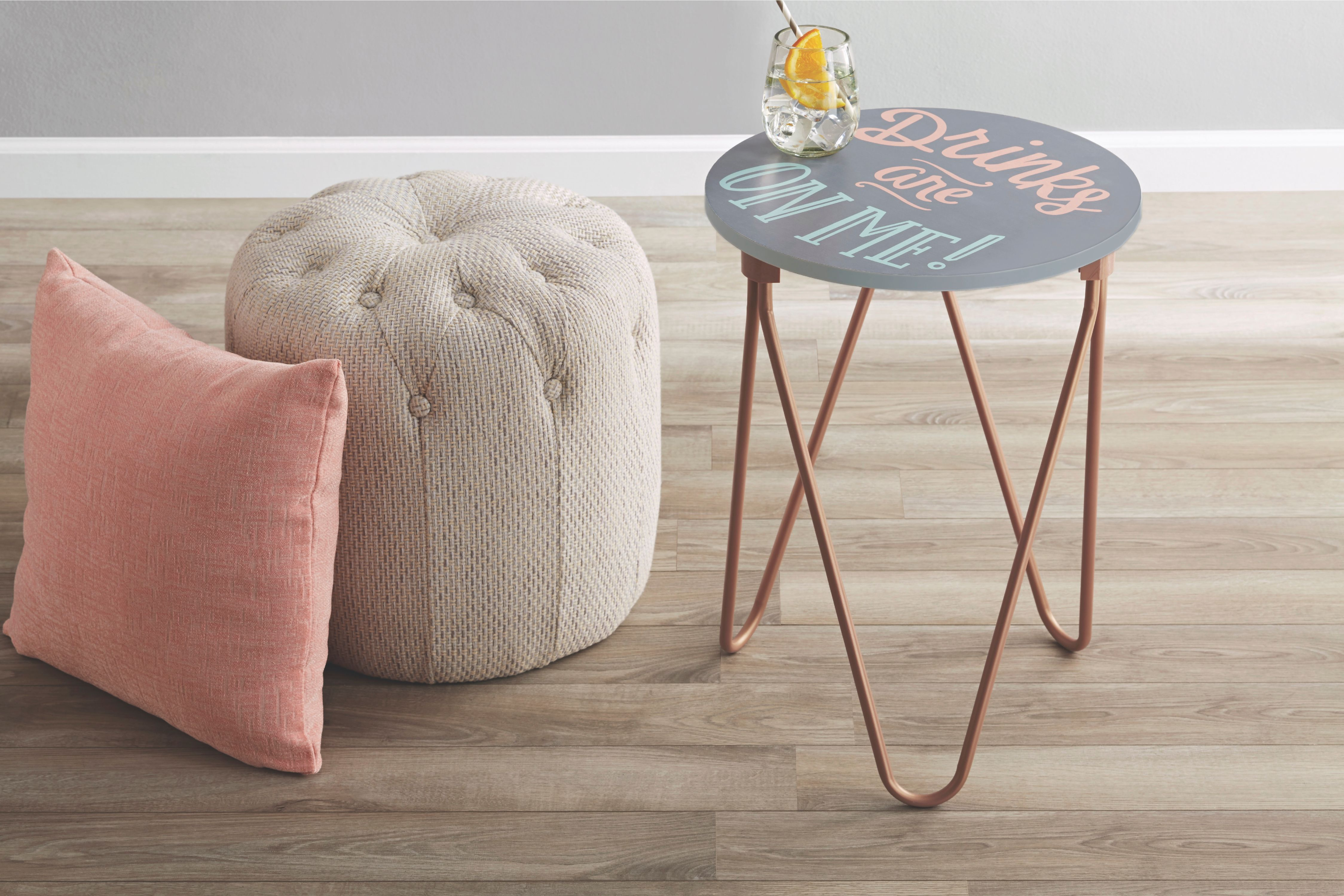 Mainstays Accent Table, Drinks Are On Me! by HUISEN FURNITURE LONGNAN CO LTD