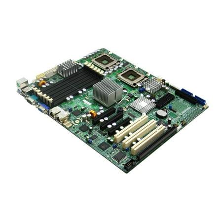 X7DCL-I REV:1.1 Supermicro Intel Dual LGA771 Dimm DDR2 ATX Motherboard NO I/O US Intel LGA771 (Ddr2 Btx Motherboard)
