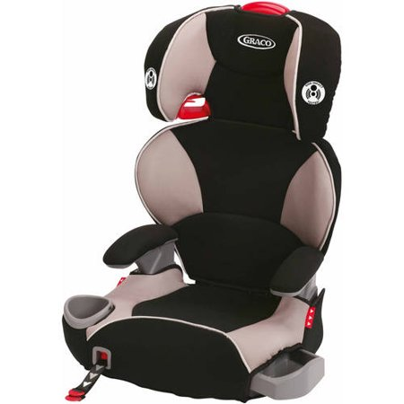 graco affix high back booster car seat pierce. Black Bedroom Furniture Sets. Home Design Ideas