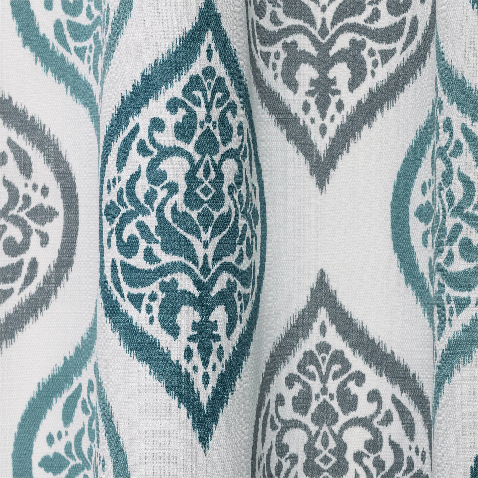 Teal and grey curtain panels - Teal And Grey Curtain Panels 11