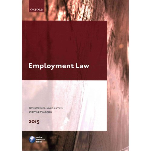 Employment Law 2015