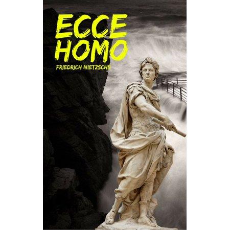 Ecce Homo (Français) - eBook