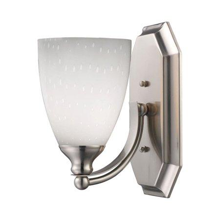 Elk Lighting Bath and Spa LED Vanity Light in Satin Nickel - image 1 de 1