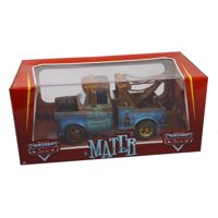 Disney Pixar The World of Cars Tow Mater 1:24 Scale Diecast - Collector from Matty.com