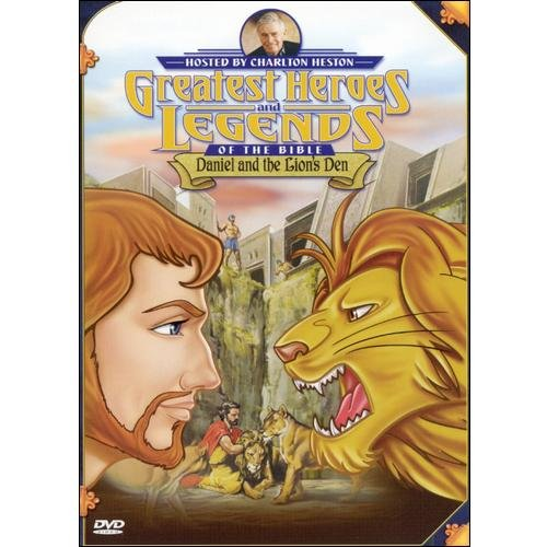 Greatest Heroes And Legends Of The Bible: Daniel And The Lion's Den (Full Frame)
