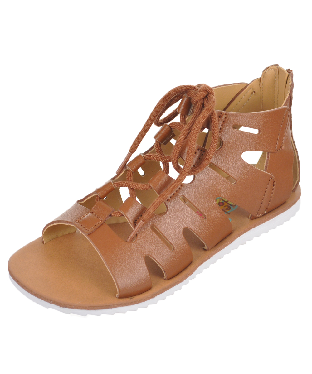 "Rachel Girls' ""Aruba"" Sandals (Toddler Size 12)"