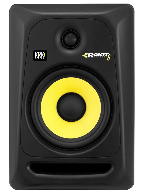 KRK Rokit G3 RP6-G3 Rokit 6-Inch Powered Studio Monitor - Each