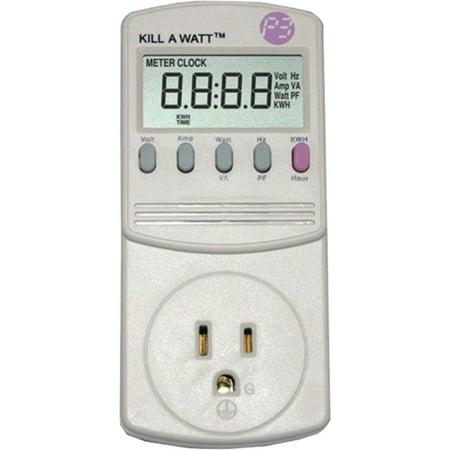 P3 Kill A Watt P4400 Power Saving Device - For Computer - 1 x Power ...