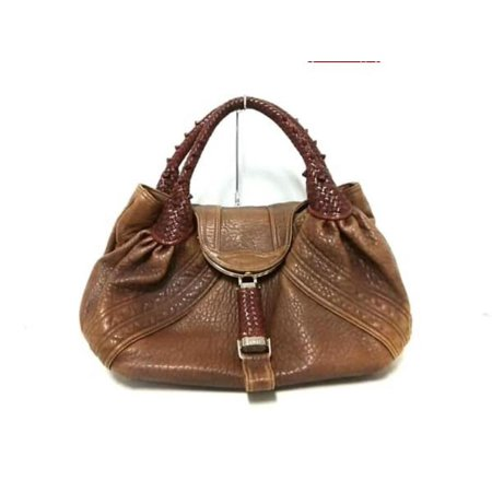Large Leather Spy Bag 228040