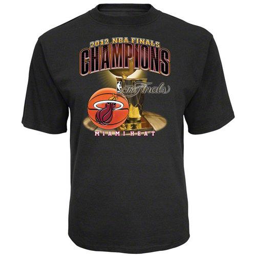 NBA - Miami Heat 2012 NBA Champions T-Shirt
