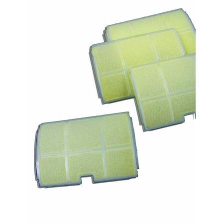 Green Klean 5143 & 8.614-145.0 Windsor Sensor Replacement Exhaust Filter Fits XP12, SR12 SR15, SR18 & XP15, Green klean replacement filters use the.., By Green Klean® (Windsor Sensor Exhaust Filter)