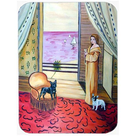 Carolines Treasures 7128LCB French Bulldog Glass Cutting Board - Large, 15 x 12 in. - image 1 de 1