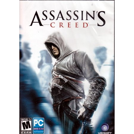 Assassin's Creed (original PC Game) Plan your attack, strike without mercy, and fight your way to
