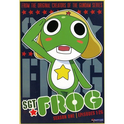 Sgt. Frog: Season One (Japanese)