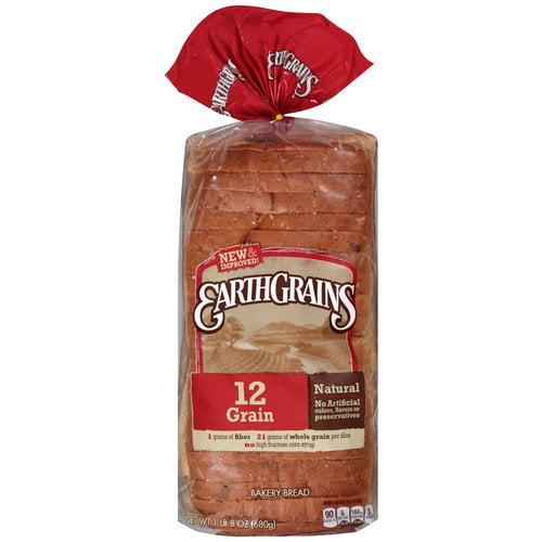 EarthGrains 12 Grain Bread, 24oz