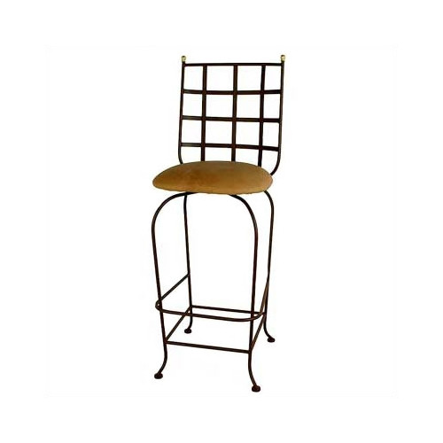 Grace Collection Westminster 30'' Swivel Bar Stool