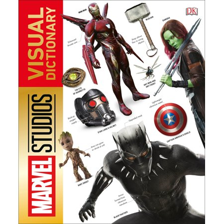 Marvel Studios Visual Dictionary (Wpf In Action With Visual Studio 2010)