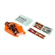 Electrix RC ECX0896 ECX Painted Body Orange: Revenge New Multi-Colored