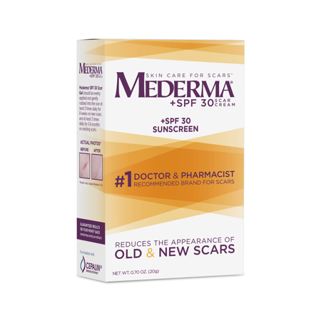 Mederma Scar Cream Plus SPF 30 (20 g) (Best Scar Tissue Removal Cream)