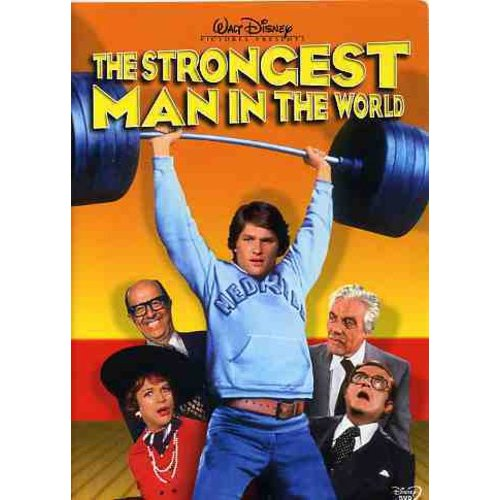 The Strongest Man In The World (Full Frame)
