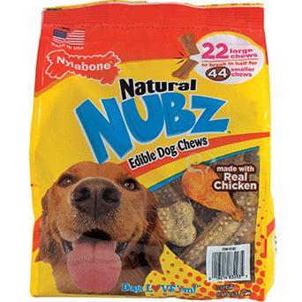 Nubz Natural Edible Dog Chews